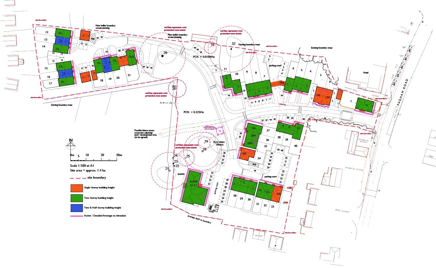 Orchard Residential & Commercial Development Portfolio, Hampshire ...